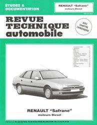 Nouvelle édition Renault ''Safrane''