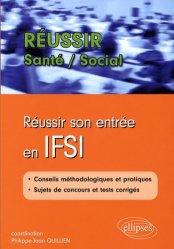 Dernières parutions sur Les intégrales, Réussir son entrée en IFSI