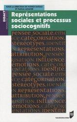 Dernières parutions dans Didact Psychologie sociale, Représentations sociales et processus sociocognitifs