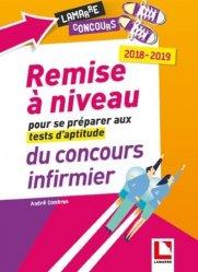 Dernières parutions dans Lamarre concours, Remise à niveau 2018-2019