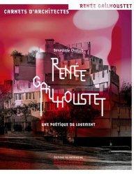 Dernières parutions sur Architectes, Renée Gailhoustet. Une poétique du logement