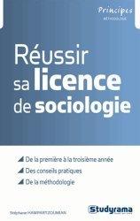 Dernières parutions dans Principes, Réussir sa licence de sociologie