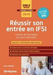 Dernières parutions sur Concours d'entrée en IFSI, Réussir son entrée en IFSI
