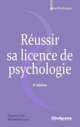 Dernières parutions sur Psychologie pour les étudiants, Réussir sa licence de psychologie