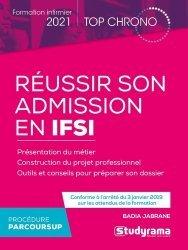 Dernières parutions sur Infirmières, Réussir son admission en IFSI