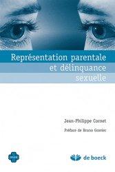 Dernières parutions dans Oxalis, Représentations parentales et délinquance sexuelle