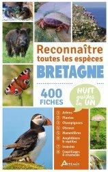 Dernières parutions sur Nature - Jardins - Animaux, Reconnaître toutes les espèces Bretagne