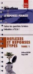 Souvent acheté avec Méthodologie à l'ECN, le Réflexes et réponses types Tome 1