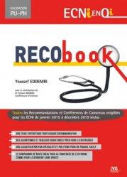 Dernières parutions sur ECN iECN DFASM DCEM, RECObook 2020