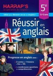 Dernières parutions sur 5e, Réussir l'anglais en 5e
