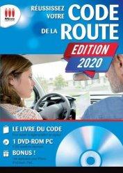 Dernières parutions sur Code de la route, Réussissez votre code de la route. Permis B, Edition 2020, avec 1 DVD