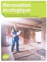 Souvent acheté avec Construire sa maison écologique en bois de A à Z, le Rénovation écologique