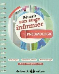 Souvent acheté avec Rhumatologie, le Réussir son stage infirmier en Pneumologie