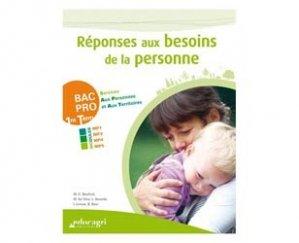 Souvent acheté avec Besoins de la personne, le Réponses aux besoins à la personne