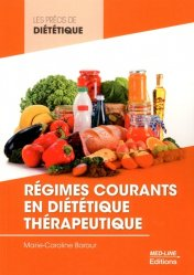 Souvent acheté avec Physiopathologie, le Régimes courants en diététique thérapeutique