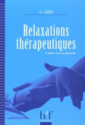 Souvent acheté avec Sport & Psychomotricité, le Relaxations thérapeutiques
