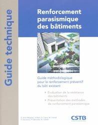 Dernières parutions dans Guide technique, Renforcement parasismique des bâtiments