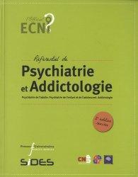 Dernières parutions dans , Référentiel de Psychiatrie et Addictologie livre médecine 2020, livres médicaux 2021, livres médicaux 2020, livre de médecine 2021