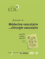 Dernières parutions dans L'Officiel ECN, Référentiel de Médecine Vasculaire et de Chirurgie Vasculaire