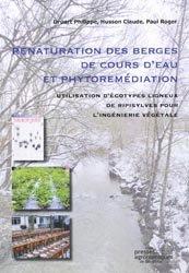 Dernières parutions sur Rivières - Lacs - Fleuves, Renaturation des berges de cours d'eau et phytoremédiation