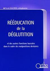 Nouvelle édition Rééducation de la déglutition