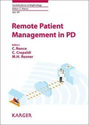 Dernières parutions dans Contributions to Nephrology, Remote Patient Management in Peritoneal Dialysis