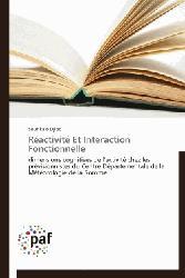 Dernières parutions sur Physique atomique et nucléaire, Réactivité et interaction fonctionnelle