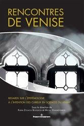 Dernières parutions sur Sciences de la vie, Rencontres de Venise