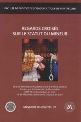 Dernières parutions sur Droit de l'enfant, Regards croisés sur le statut du mineur