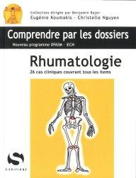 Souvent acheté avec Pédiatrie, le Rhumatologie