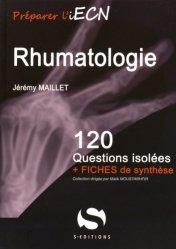Dernières parutions sur Rhumatologie ECN / iECN, Rhumatologie
