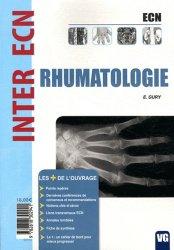 Souvent acheté avec Pack iconographie ECN 2012 - Cas en imagerie - Guide de radiologie pour l'étudiant, le Rhumatologie