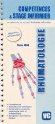 Dernières parutions dans Compétences & stage infirmier, Rhumatologie