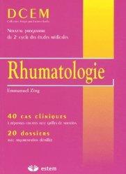 Souvent acheté avec Diabète et maladies métaboliques, le Rhumatologie