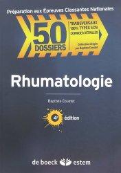 Souvent acheté avec Endocrinologie, le Rhumatologie