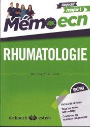 Dernières parutions dans , Rhumatologie