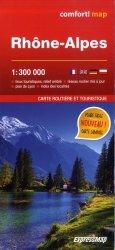 Dernières parutions dans Comfort! Map, Rhône-Alpes. 1/300 000