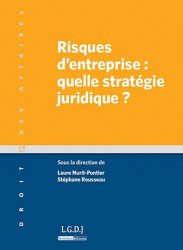 Dernières parutions dans Droit des affaires, Risques d'entreprise : quelle stratégie juridique ?