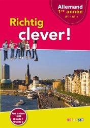 Dernières parutions dans Richtig Clever, Richtig Clever 1ère Année : Coffret pour la Classe 2 CD Audio et 1 DVD