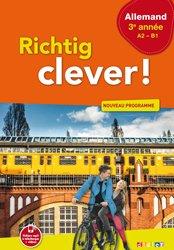 Dernières parutions dans Richtig Clever, Richtig Clever 3e Année : Livre