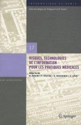 Dernières parutions sur Informatique, Risques, technologies de l'information pour les Pratiques Médicales