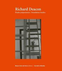Dernières parutions dans Carnets d'études, Richard Deacon. Etudes préparatoires, Edition bilingue français-anglais