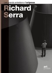 Dernières parutions dans Les grands entretiens d'artpress, Richard Serra