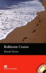 Dernières parutions dans Macmillan Readers, Robinson Crusoe