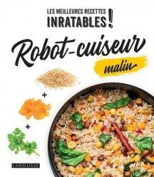 Dernières parutions sur Cuisine et vins, Robot-cuiseur malin