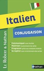 Dernières parutions dans Le Robert et Nathan, Conjugaison Italien