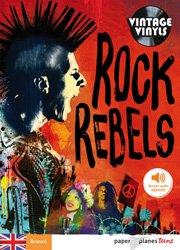 Dernières parutions dans Paper Planes Teens Niv. avancé, Rock Rebels - Livre + mp3