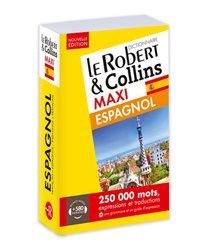 Dernières parutions sur Dictionnaires, Robert & collins maxi espagnol