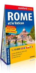 Dernières parutions dans Comfort! Map, Rome et le Vatican. 1/15 000