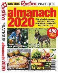 Dernières parutions sur Végétaux - Jardins, Rustica pratique Almanach 2020